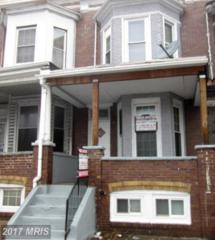 3316 Edmondson Avenue, Baltimore, MD 21229 (#BA9874927) :: LoCoMusings