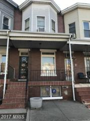 1648 N. Bentalou Street, Baltimore, MD 21216 (#BA9875228) :: LoCoMusings