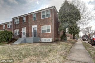 1601 Argonne Drive, Baltimore, MD 21218 (#BA9876365) :: LoCoMusings