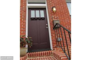 816 Mangold Street, Baltimore, MD 21230 (#BA9877389) :: LoCoMusings