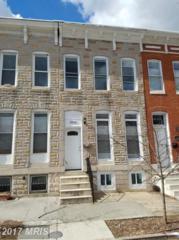 1524 Bond Street N, Baltimore, MD 21213 (#BA9877642) :: LoCoMusings