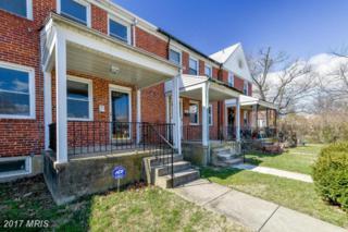 1613 Ramblewood Road, Baltimore, MD 21239 (#BA9877895) :: LoCoMusings