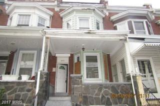 2913 Mosher Street, Baltimore, MD 21216 (#BA9879682) :: LoCoMusings