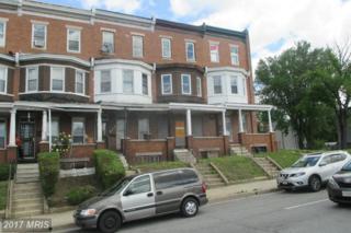 3006 Edmondson Avenue, Baltimore, MD 21223 (#BA9879684) :: LoCoMusings