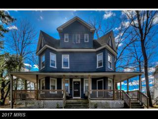 4107 Ridgewood Avenue, Baltimore, MD 21215 (#BA9880326) :: Pearson Smith Realty