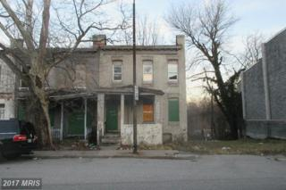 3435 Park Heights Avenue, Baltimore, MD 21215 (#BA9881402) :: LoCoMusings