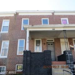3415 Ravenwood Avenue, Baltimore, MD 21213 (#BA9881409) :: LoCoMusings