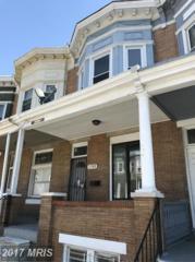 1709 Poplar Grove Street, Baltimore, MD 21216 (#BA9882783) :: LoCoMusings