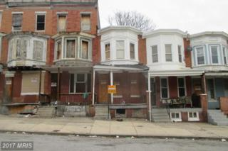 2918 Westwood Avenue, Baltimore, MD 21216 (#BA9884581) :: Pearson Smith Realty