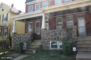 906 Wilmington Avenue, Baltimore, MD 21223 (#BA9886192) :: LoCoMusings