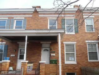 1921 Griffis Avenue, Baltimore, MD 21230 (#BA9886228) :: LoCoMusings