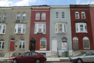 1318 Mount Street N, Baltimore, MD 21217 (#BA9886462) :: LoCoMusings