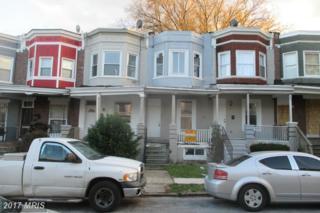 3025 Grayson Street, Baltimore, MD 21216 (#BA9887148) :: LoCoMusings