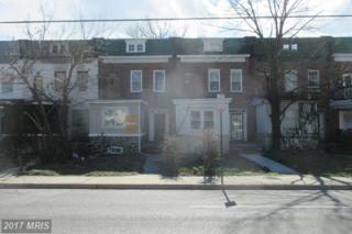 4608 Reisterstown Road, Baltimore, MD 21215 (#BA9887258) :: LoCoMusings