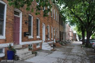 1470 Woodall Street, Baltimore, MD 21230 (#BA9887824) :: LoCoMusings