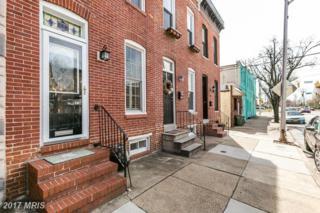 1443 Decatur Street, Baltimore, MD 21230 (#BA9888154) :: LoCoMusings