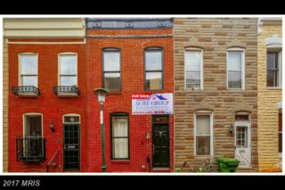 11 Glover Street N, Baltimore, MD 21224 (#BA9888559) :: LoCoMusings