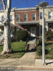 508 E 36Th Street, Baltimore, MD 21218 (#BA9889107) :: LoCoMusings