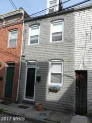 609 Chapel Street, Baltimore, MD 21231 (#BA9889991) :: LoCoMusings