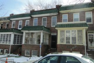 807 Venable Avenue, Baltimore, MD 21218 (#BA9891852) :: LoCoMusings
