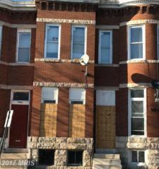 1918 Lanvale Street, Baltimore, MD 21217 (#BA9892594) :: LoCoMusings