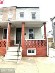 211 Fagley Street, Baltimore, MD 21224 (#BA9892699) :: LoCoMusings