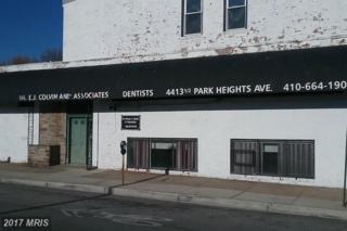 3138 Oakford Avenue, Baltimore, MD 21215 (#BA9892963) :: Pearson Smith Realty