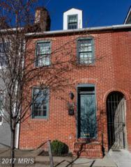 614 Washington Street, Baltimore, MD 21231 (#BA9893364) :: LoCoMusings