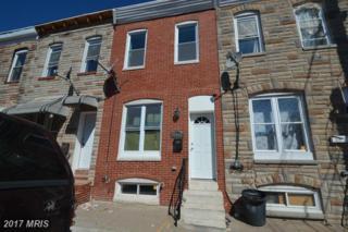 3438 Mount Pleasant Avenue, Baltimore, MD 21224 (#BA9893552) :: LoCoMusings