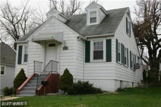 3413 Roselawn Avenue, Baltimore, MD 21214 (#BA9895241) :: LoCoMusings
