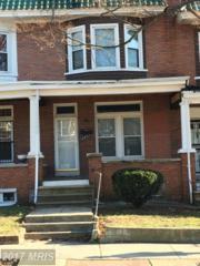 2537 Arunah Avenue, Baltimore, MD 21216 (#BA9895328) :: LoCoMusings