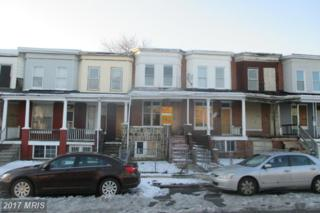 3316 Belvedere Avenue W, Baltimore, MD 21215 (#BA9895747) :: LoCoMusings