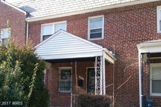 3912 Edgewood Road, Baltimore, MD 21215 (#BA9895883) :: LoCoMusings