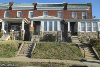 3302 Mondawmin Avenue, Baltimore, MD 21216 (#BA9895966) :: LoCoMusings