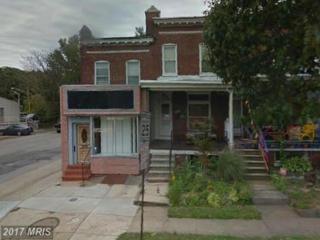 4415 Falls Road, Baltimore, MD 21211 (#BA9896215) :: LoCoMusings