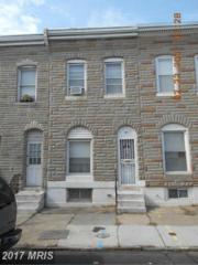 1008 Appleton Street, Baltimore, MD 21217 (#BA9896597) :: Pearson Smith Realty