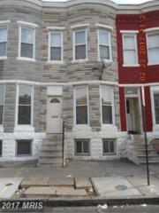 1017 Appleton Street, Baltimore, MD 21217 (#BA9896625) :: Pearson Smith Realty