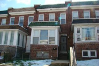 807 Cator Avenue, Baltimore, MD 21218 (#BA9896982) :: Pearson Smith Realty
