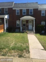 1017 Lyndhurst Street, Baltimore, MD 21229 (#BA9897583) :: Pearson Smith Realty