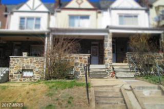 532 Wyanoke Avenue, Baltimore, MD 21218 (#BA9898007) :: LoCoMusings