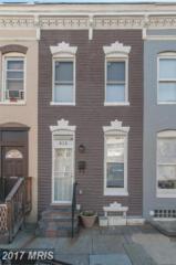 415 Castle Street, Baltimore, MD 21231 (#BA9903292) :: Pearson Smith Realty