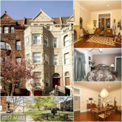 1912 Eutaw Place, Baltimore, MD 21217 (#BA9905365) :: Pearson Smith Realty