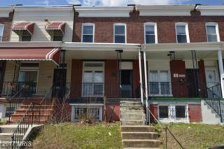 2138 Smallwood Street, Baltimore, MD 21216 (#BA9906114) :: Pearson Smith Realty