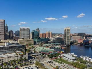 10 Lee Street E #2205, Baltimore, MD 21202 (#BA9910032) :: Pearson Smith Realty
