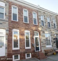 1515 Henry Street, Baltimore, MD 21230 (#BA9913071) :: LoCoMusings