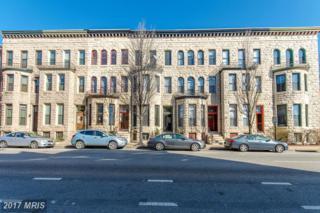 1707 Saint Paul Street, Baltimore, MD 21202 (#BA9914403) :: Pearson Smith Realty