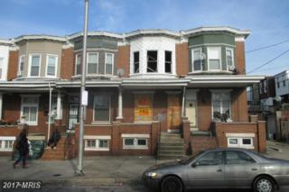 2703 The Alameda, Baltimore, MD 21218 (#BA9914525) :: Pearson Smith Realty