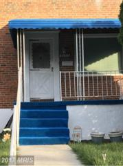 4133 Rogers Avenue N, Baltimore, MD 21215 (#BA9914811) :: Pearson Smith Realty