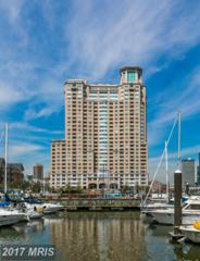 100 Harborview Drive #611, Baltimore, MD 21230 (#BA9914838) :: Pearson Smith Realty