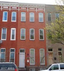 1519 Caroline Street, Baltimore, MD 21213 (#BA9916092) :: Pearson Smith Realty